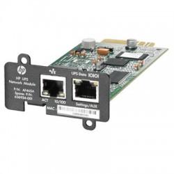 Hewlett Packard (HP) - AF465A - HP UPS Power Management Module - Mini Slot - 1 x Network (RJ-45) Port(s) - Serial