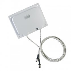 Cisco - AIR-ANT2465P-R - Cisco 6.5 dBi Diversity Patch Antenna - 6.5 dBi - Patch