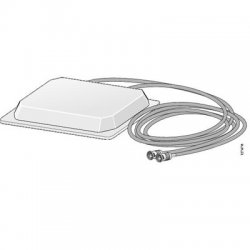 Cisco - AIR-ANTM4050V-R= - Cisco Multiband Diversity Omnidirectional Ceiling-Mount Antenna - 5.90 GHz to 4.90 GHz - 5 dBiOmni-directionalOmni-directional