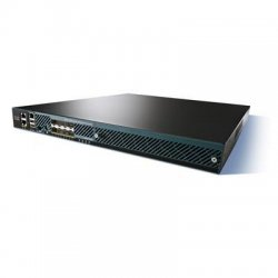 Cisco - AIR-CT5508-25-K9 - Cisco Aironet 5508 Wireless LAN Controller - 8 x SFP (mini-GBIC), 1 x Expansion Slot