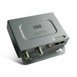 Cisco - AIR-PWRINJ-BLR2= - Cisco Aironet Power Injector 48 VDC - 2 10/100Base-TX Input Port(s) - 2 Ethernet Output Port(s)