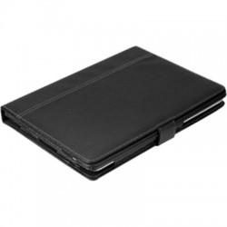 Aluratek - AKBAIR01FR - Aluratek Keyboard/Cover Case (Folio) for iPad Air - Red - 11.8 Height x 8 Width x 1.3 Depth