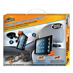 Armor All - AMK3-0116-BLK - Armor All Vehicle Mount for Tablet PC - 11 Screen Support