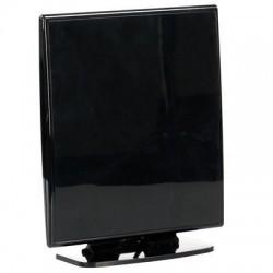 QFX - ANT-16 - QFX HD/DTV Ultra Thin Antenna - Range - UHF, VHF, FM - 160 MHz to 870 MHz - 10 dB - HDTV Antenna