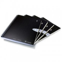 Livescribe - ANX-00003-12 - A5 Single Subject Notebooks