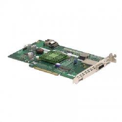 Supermicro - AOC-USAS-L4IR - Supermicro 8 Port SAS RAID Controller - 16MB SDRAM - PCI Express - Up to 300MBps Per Port - 1 x SAS x4 SAS 300 - Serial Attached SCSI External, 1 x SAS x4 SAS 300 - Serial Attached SCSI Internal
