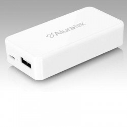 Aluratek - APB11F - Aluratek 4000mAh Portable Battery Charger