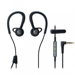 Audio Technica - ATH-CP500IBK - Players Line Sport Fit Ear-bud