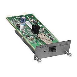 Netgear - AX743-10000S - Netgear ProSafe AX743 10 Gigabit Ethernet SFP+ Adapter - 1 x 10GBase-X10