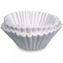 Bunn-O-Matic - 20104.0001 - Coffee Filters, 8/10-Cup Size, 100/Pack