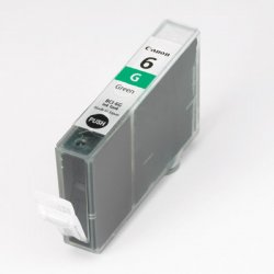 Canon - 9473A003 - Canon BCI-6G Ink Cartridge - Inkjet - 370 Page - 1 Each