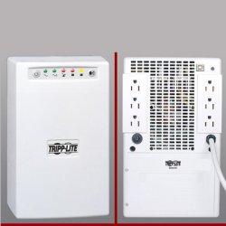 Tripp Lite - BCPRO1050 - Tripp Lite UPS 1050VA 705W Desktop Battery Back Up Tower 120V USB PC / Mac - 1050VA/705W - 7 Minute Full Load - 6 x NEMA 5-15R