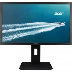 Acer - UM.HB0AA.002 - Acer BE270U 27 LCD Monitor - 16:9 - 6 ms - 2560 x 1440 - 16.7 Million Colors - 350 Nit - 100,000,000:1 - WQHD - Speakers - DisplayPort - USB