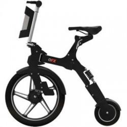 QFX - BIK-6 BLK - Unfold n Go 10 Elect Bike Blk