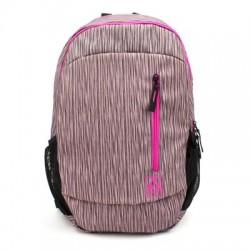 M-Edge - BPK-FL6-N-PK - M-Edge Flex BPK-FL6-N-PK Carrying Case (Backpack) for 15 Battery, Smartphone, Notebook, Tablet, Bottle - Pink - Nylon - Shoulder Strap - 5 Height x 14 Width x 18.5 Depth