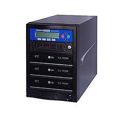 Kanguru - BR-DUPE-S3 - Kanguru BD/DVD/CD Duplicator - Standalone - BD-Writer - 6x BD-R, 22x DVD-R, 22x DVD R, 12x DVD-R, 16x DVD R, 52x CD-R - 6x BD-RE, 22x DVD R/RW, 22x DVD-R/RW - USB, TAA Compliant