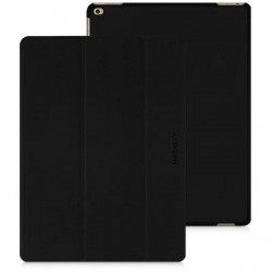 MacAlly / Mace Group - BStandProB - Macally Carrying Case (Folio) for iPad Pro - Black - Polyurethane