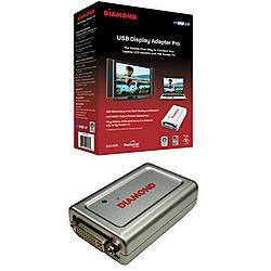 Diamond Multimedia - BVU195 - DIAMOND BVU195 USB External Video Display Adapter - USB