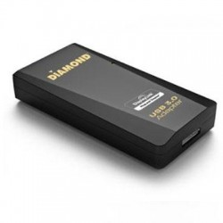 Diamond Multimedia - BVU3500H - DIAMOND BVU3500H DL-3500 Graphic Adapter - 2560 x 1600 - 1 x HDMI - 1 x Monitors Supported