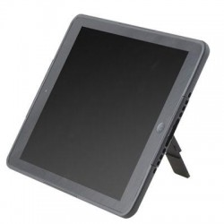 Codi - C30707700 - Codi Kick-Stand Snap Case for Apple iPad Air - iPad Air - Black - Thermoplastic Polyurethane (TPU)