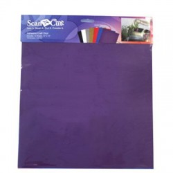Brother International - CAVINYLMP - ScanNcut Vinyl Assrt Color 10