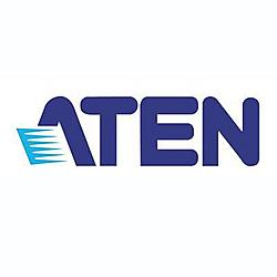 Aten Technologies - CE790R - Aten CE790R KVM Console - 1 Computer(s) - 1920 x 1080 Maximum Video Resolution - 1 x Network (RJ-45) - 2 x USB - 1 x VGA - 5.3 V DC Input Voltage - Rack-mountable