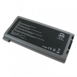 Battery Technology - CF-VZSU46U-BTI - BTI - Notebook battery - 1 x lithium ion 9-cell 7800 mAh - for Panasonic Toughbook 30