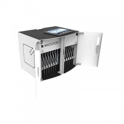 Compulocks Brands - CL-SoloSync15 - MacLocks Solo Tablet Computer Cabinet - Up to 13 Screen Support