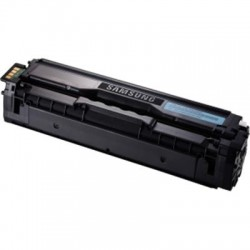 Samsung - CLT-C504S - Samsung CLT-C504S Toner Cartridge - Laser - Standard Yield - 1800 Pages - Cyan - 1 Each