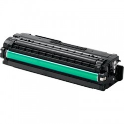 Samsung - CLT-C506L - Samsung CLT-C506L Toner Cartridge - Laser - 3500 Pages - Cyan - 1 Each