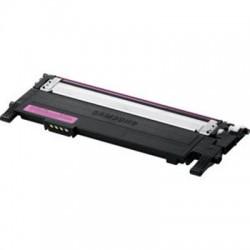 Samsung - CLT-M406S - Samsung CLT-M406S Original Toner Cartridge - Laser - 1000 Pages - Magenta - 1 Each