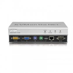 Aten Technologies - CN5000 - Aten CN5000 KVM on the NET - 1 - Rack-mountable