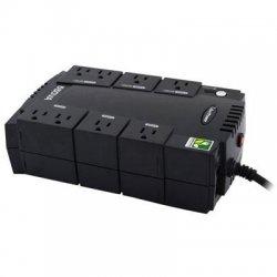 CyberPower - CP550SLG - CyberPower Standby CP550SLG 550 VA Desktop UPS - 550 VA/330 W - Desktop - 2 Minute - 8 x NEMA 5-15R