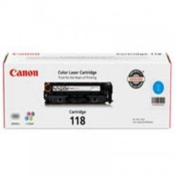 Canon - 2661B001AA - Canon 118 Toner Cartridge - Laser - Cyan