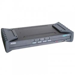 Aten Technologies - CS1184 - Aten KVM Switch - 4 Computer(s) - 4 x DVI