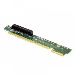 Supermicro - CSE-RR1U-EL - Supermicro 1U PCI-E (x8) Riser Card Left Side - 1 x PCI Express x8