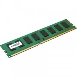 Crucial Technology - CT16G3ERSDD4186D - Crucial 16GB, 240-pin DIMM, DDR3 PC3-14900 Memory Module - 16 GB - DDR3 SDRAM - 1866 MHz DDR3-1866/PC3-14900 - 1.50 V - ECC - Registered - 240-pin - DIMM