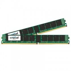 Crucial Technology - CT2K16G4VFD4213 - Crucial 32GB (2 x 16 GB) DDR4 SDRAM Memory Module - 32 GB (2 x 16 GB) - DDR4 SDRAM - 2133 MHz DDR4-2133/PC4-17000 - 1.20 V - ECC - Registered - 288-pin - DIMM