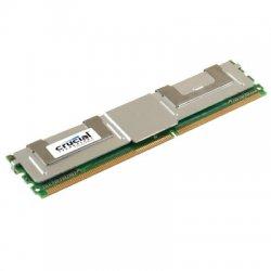 Crucial Technology - CT51272AF667 - Crucial 4GB DDR2 SDRAM Memory Module - 4GB (1 x 4GB) - 667MHz DDR2-667/PC2-5300 - ECC - DDR2 SDRAM - 240-pin