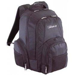 Targus - CVR600 - Targus Groove Carrying Case (Backpack) for 15.4 Notebook - Black - Nylon - Shoulder Strap - 15.1 Height x 7.8 Width x 17 Depth