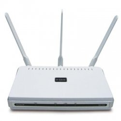 D-Link - DAP-2555 - D-Link AirPremier DAP-2555 IEEE 802.11n 54 Mbit/s Wireless Access Point - ISM Band - UNII Band - 1 x Network (RJ-45) - PoE Ports