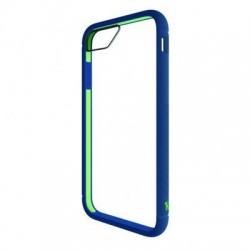 BodyGuardz - DCC20-API70-9C0 - BodyGuardz Contact Case with Unequal Technology for Apple iPhone 7 - iPhone 7 - Transparent, Navy - Thermoplastic Polyurethane (TPU) Rubber