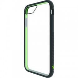 BodyGuardz - DCCB0-API70-9C0 - BodyGuardz Contact Case with Unequal Technology for Apple iPhone 7 - iPhone 7 - Black, Transparent - Thermoplastic Polyurethane (TPU)