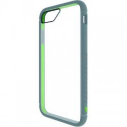 BodyGuardz - DCCT0-API70-9C0 - BodyGuardz Contact Case with Unequal Technology for Apple iPhone 7 - iPhone 7 - Transparent, Gray - Kevlar, Acceleron, Thermoplastic Polyurethane (TPU), Gel