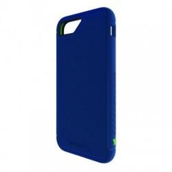 BodyGuardz - DCS20-API70-9C0 - BodyGuardz Shock Case with Unequal Technology for Apple iPhone 7 - iPhone 7 - Transparent, Navy, Green - Textured - Thermoplastic Polyurethane (TPU) Rubber