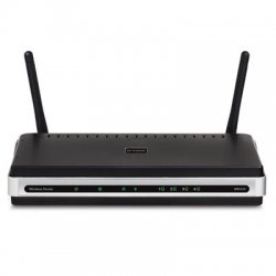 D-Link - DIR-615 - D-Link - DIR-615 Wireless N Router - 4 x 10/100Base-TX LAN, 1 x 10/100Base-TX WAN - IEEE 802.11n (draft) - 300Mbps