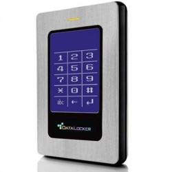 DataLocker - DL1500V32F - DataLocker DL3 1.5 TB Encrypted External Hard Drive with RFID Two-Factor Authentication - USB 3.0 256-bit AES XTS mode Hardware Data Encryption