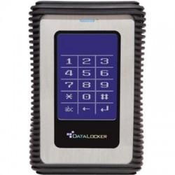 DataLocker - DL2000V3 - DataLocker DL3 2 TB Encrypted External Hard Drive - USB 3.0 External HDD with AES XTS Mode Hardware Data Encryption 2TB