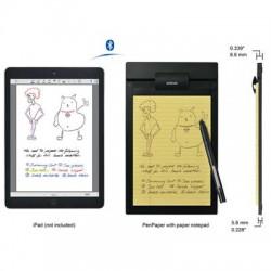 Solidtek - DM-PENPAPER 5X8 - ACE CAD PenPaper 5x8 Digital Notepad for iPad - Digital Pen - Ordinary Paper - Tablet, iOS
