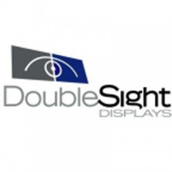 Doublesight - DS-ARMGRMT - DoubleSight Displays Grommet Base for Flex Arm TAA